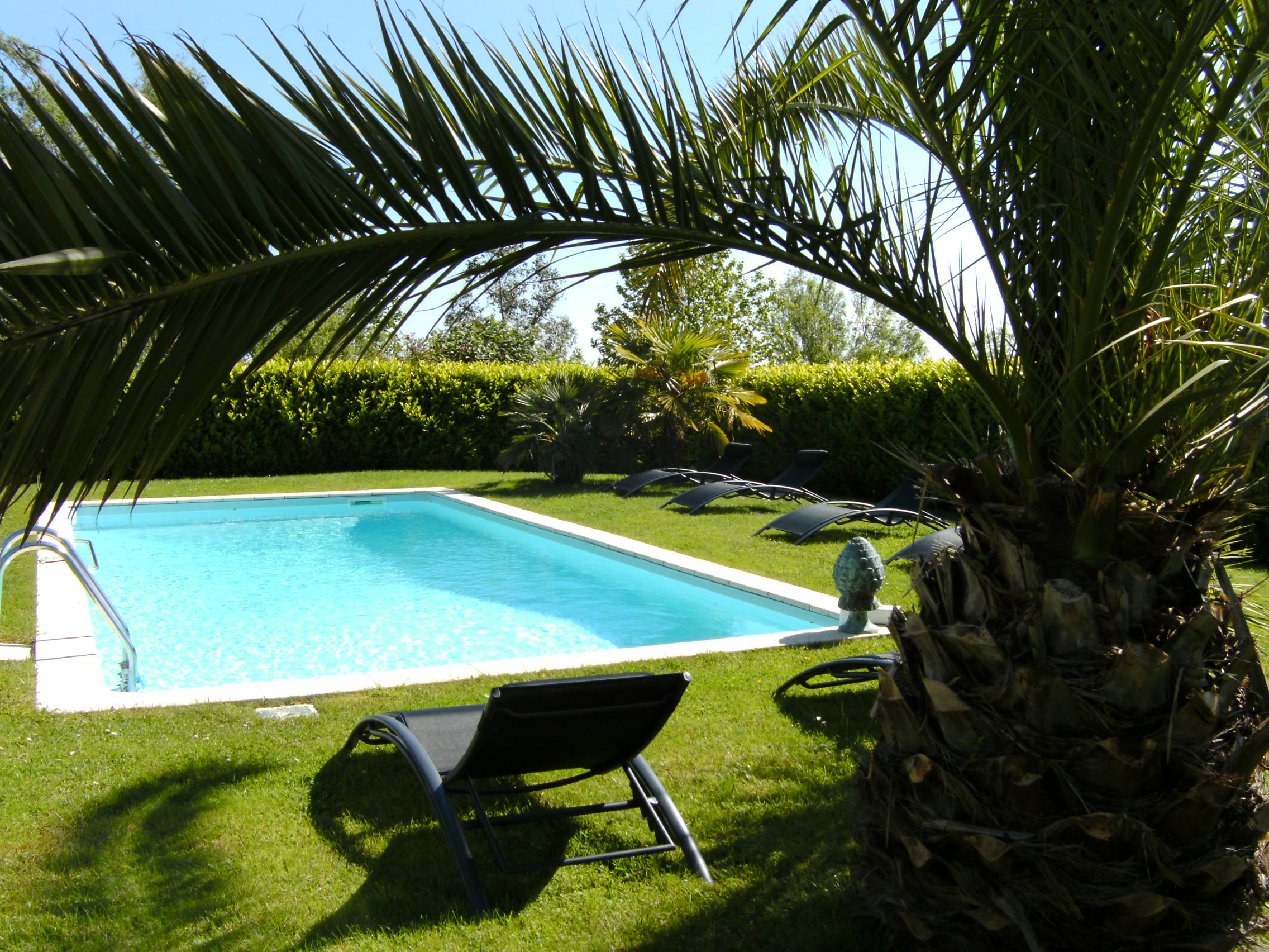 Holiday villa in SW France